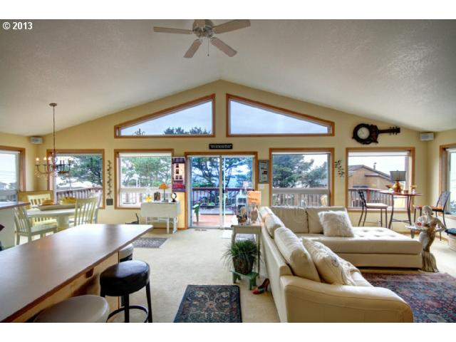 2117 sq. ft 3 bedrooms 2 bathrooms  House For Sale, Cannon Beach, OR