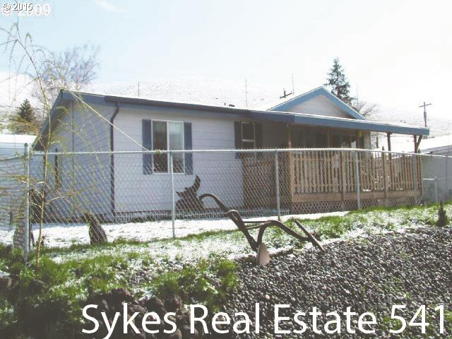 1080 sq. ft 2 bedrooms 2 bathrooms  House For Sale, Heppner, OR