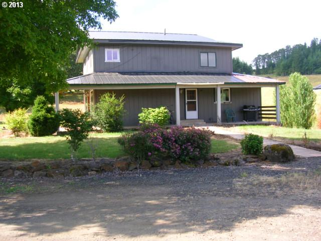 24250 DOANE CREEK RD, Sheridan, OR 97378