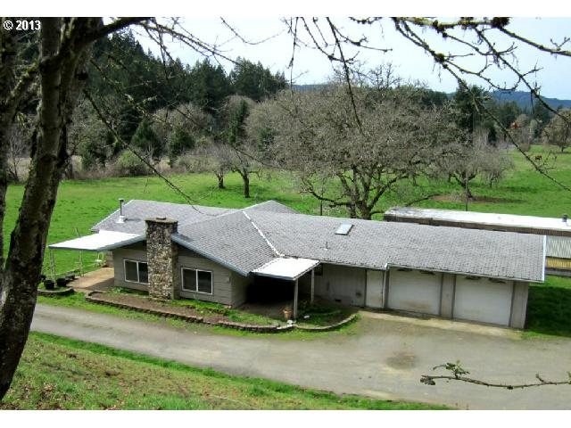 37389 ROW RIVER RD, Dorena, OR 97434