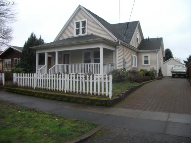 Portland OR Home for Sale built 1891