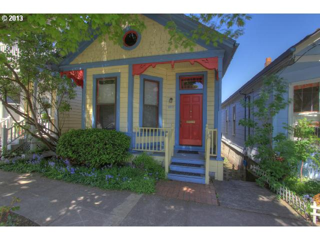 Portland OR Home for Sale built 1890