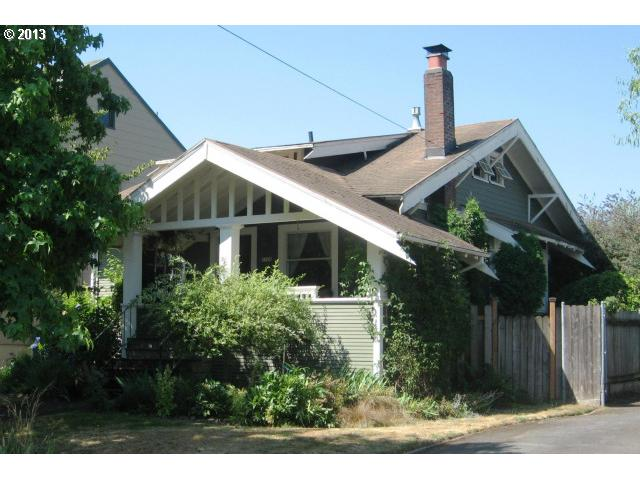 Portland OR Home for Sale built 1917