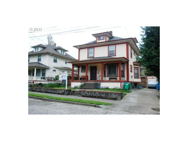 Portland OR Home for Sale built 1908