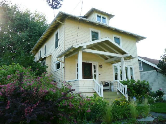 Portland OR Home for Sale built 1909
