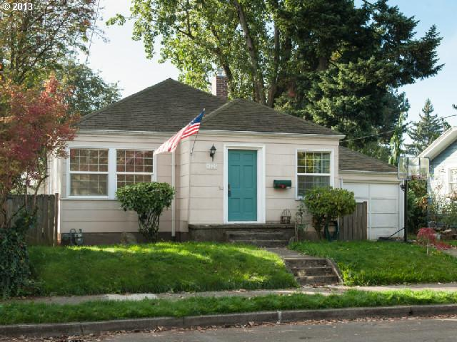 Portland OR Home for Sale built 1941