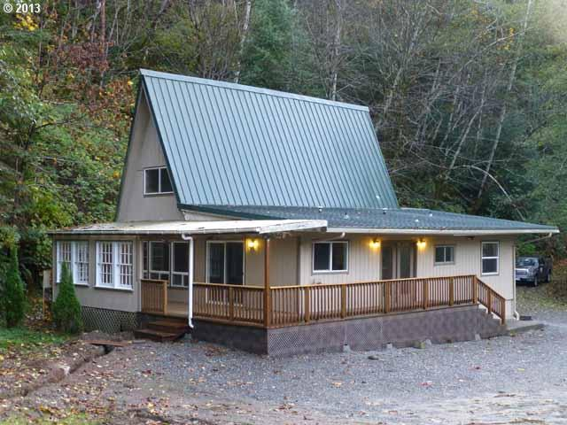 Gold Beach OR Home for Sale built 1968
