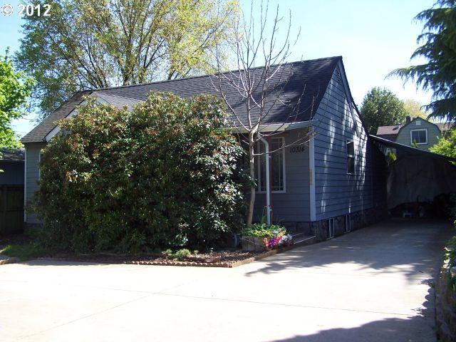 10314 SE ELLIS ST, Portland, OR