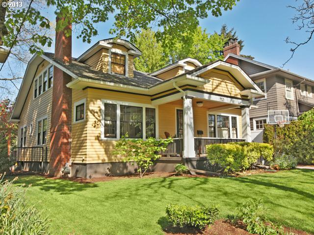 Portland OR Home for Sale built 1923