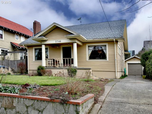 Portland OR Home for Sale built 1925