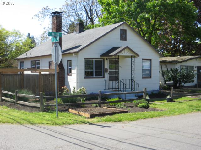 $164,000<br>5934 SE MALDEN, Portland OR 97206<br>2 Beds, 1 Baths, 816 Sqft<br>