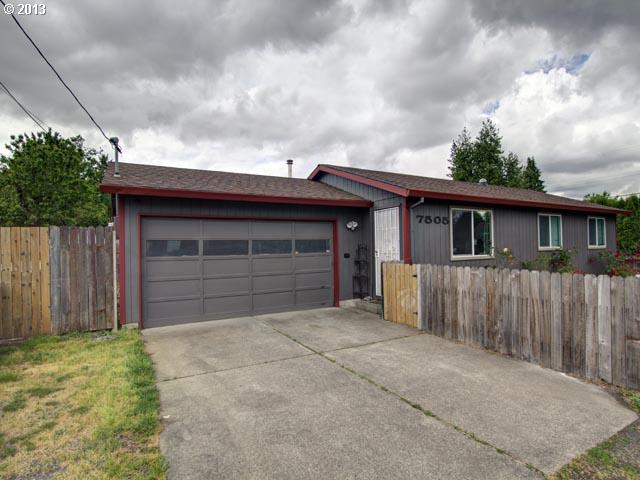 $169,950<br>7505 SE 60TH, Portland OR 97206<br>3 Beds, 1 Baths, 960 Sqft<br>