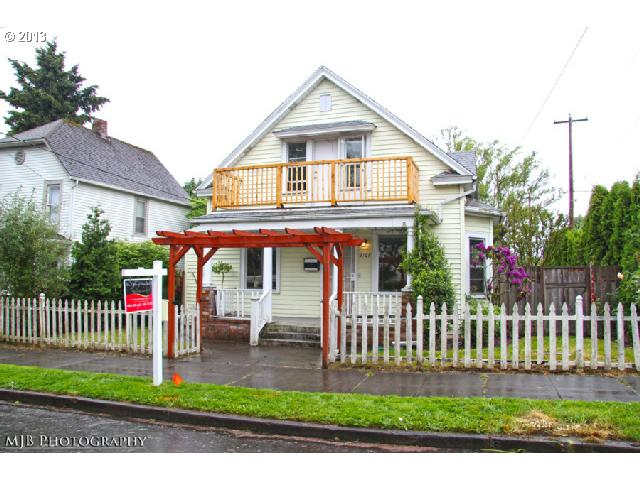 Portland OR Home for Sale built 1910