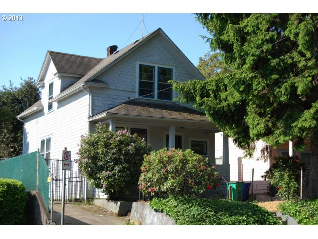 Portland OR Home for Sale built 1906