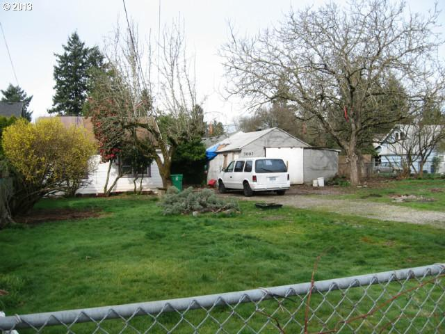 SOLD: $85,000<br>7007 SE 67TH, Portland OR 97206<br>1 Beds, 1 Baths, 400 Sqft<br>
