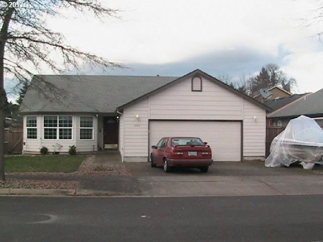 Eugene OR Home for Sale built 1998