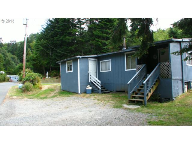 Gold Beach OR Home for Sale built 1963