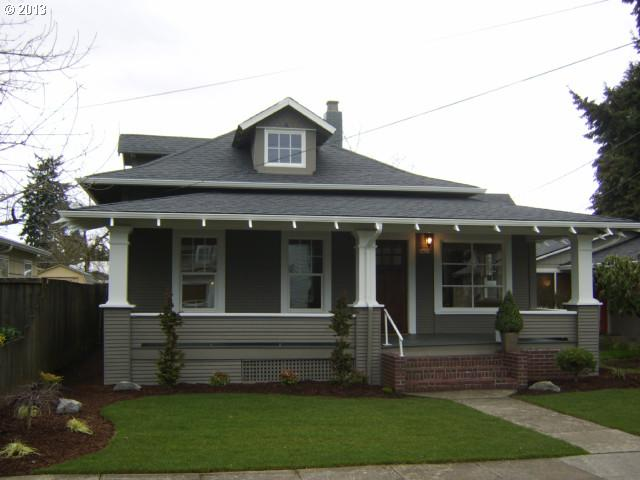 SOLD: $250,000<br>6409 SE 63RD, Portland OR 97206<br>3 Beds, 1 Baths, 1,100 Sqft<br>