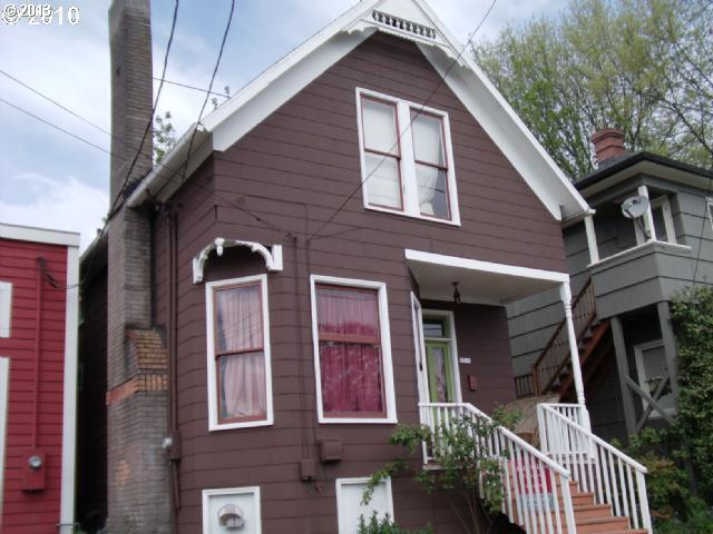 Portland OR Home for Sale built 1900