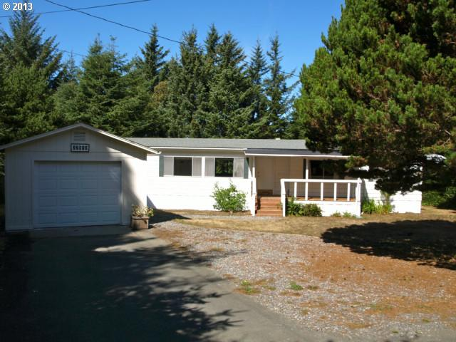 Gold Beach OR Home for Sale built 1977