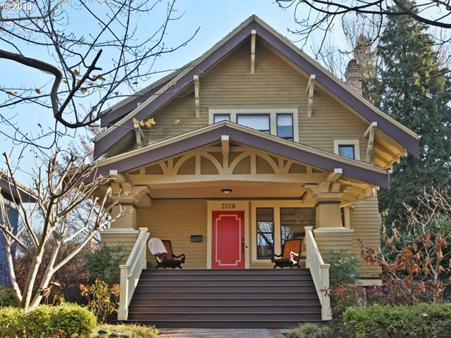 Portland OR Home for Sale built 1914