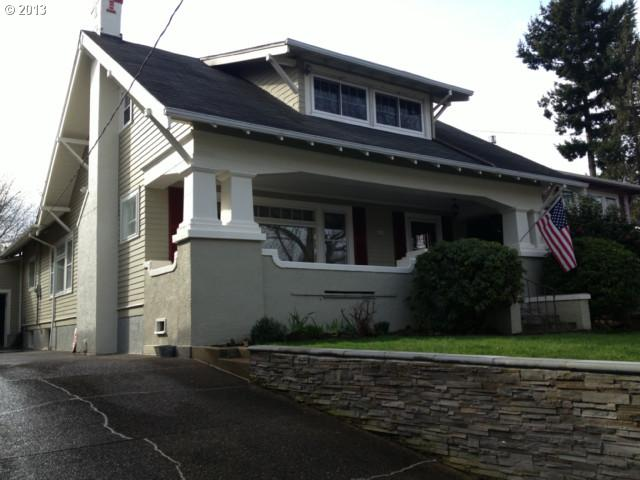 Portland OR Home for Sale built 1916