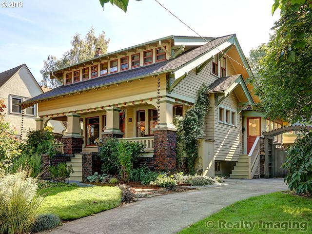Portland OR Home for Sale built 1915
