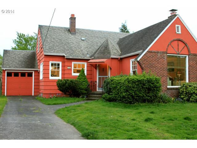 Portland OR Home for Sale built 1937