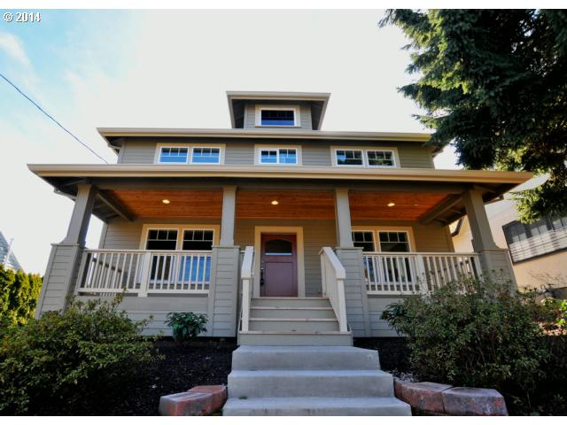 Portland OR Home for Sale built 2013