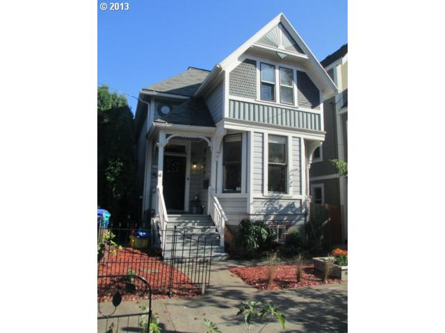 Portland OR Home for Sale built 1885