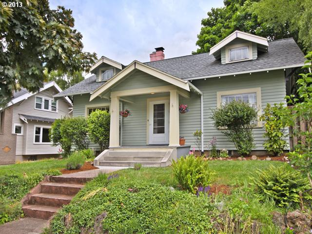 Portland OR Home for Sale built 1922