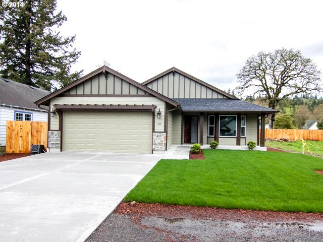 Washougal WA Home for Sale built 2014