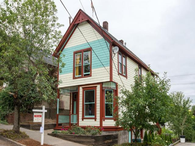Portland OR Home for Sale built 1884