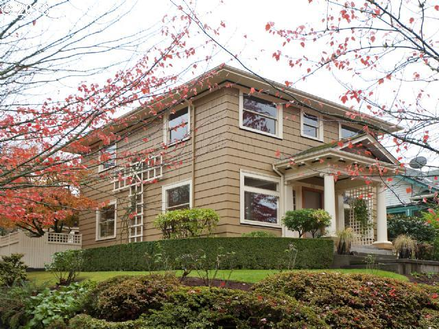 Portland OR Home for Sale built 1920