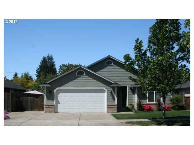 642  62nd Springfield, OR 97478