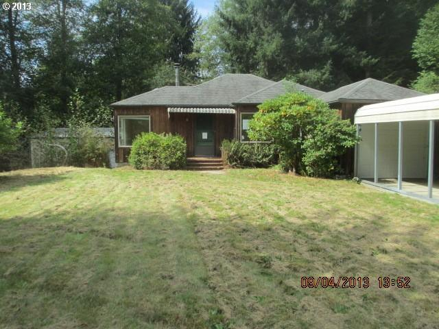 Naselle WA Home for Sale built 1979