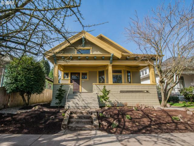 SOLD: $455,000<br>4203 N VANCOUVER, Portland OR 97217<br>4 Beds, 2 Baths, 2,567 Sqft<br>