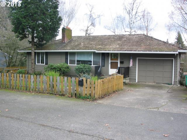 Portland OR Home for Sale built 1950