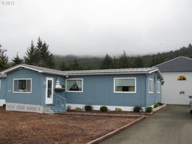 Gold Beach OR Home for Sale built 1979