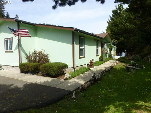 Gold Beach OR Home for Sale built 2004