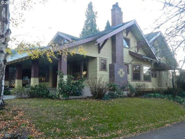 Portland OR Home for Sale built 1911