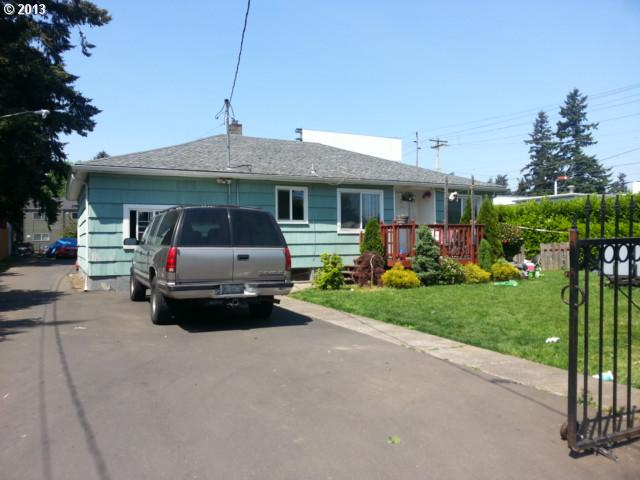 828 sq. ft 3 bedrooms 1 bathrooms  House , Portland