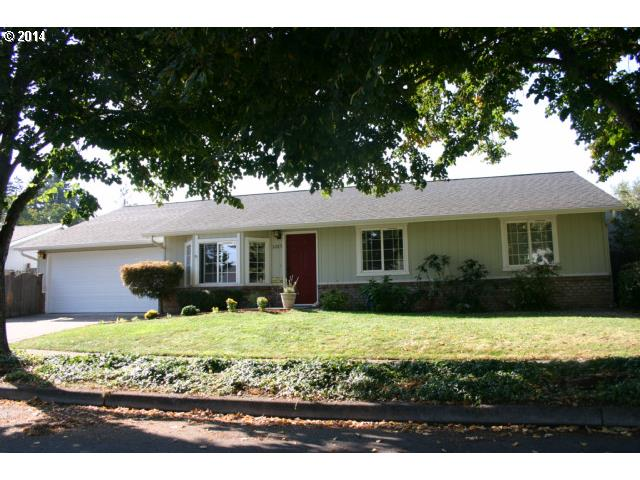 3285 S REDWOOD, Springfield OR 97478