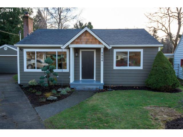 5954 SE KELLY, Portland OR 97206