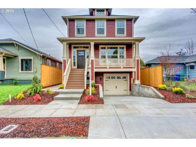 5105 N BOWDOIN, Portland OR 97203