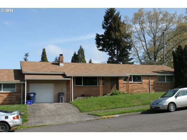 965 W 22ND, Eugene OR 97405