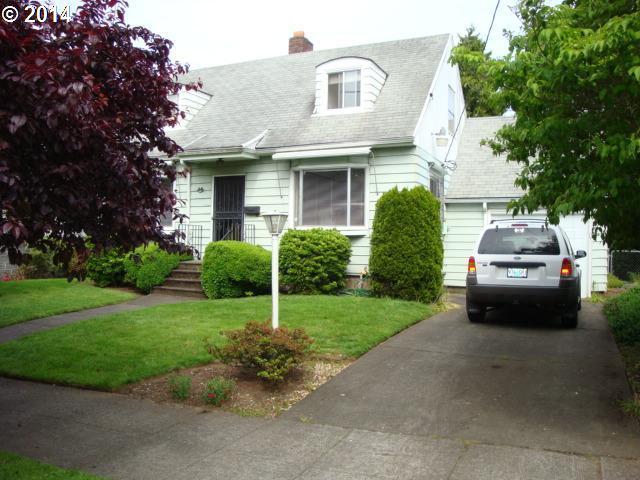 5118 NE 35TH, Portland OR 97211