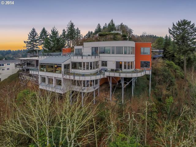 Portland Hillside Neighborhood Homes For Sale - Portland oregon luxury homes