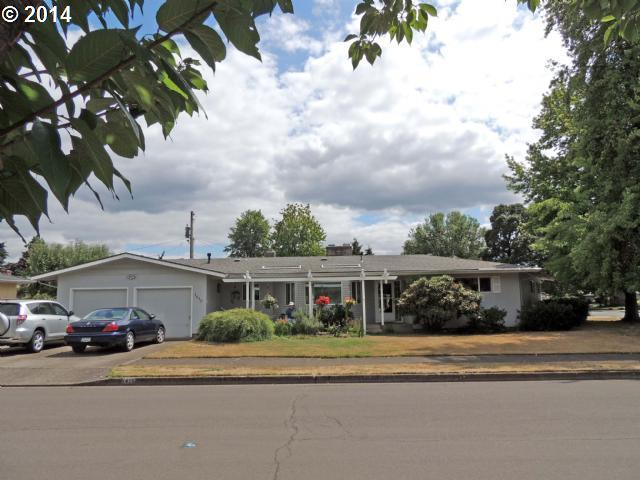 1410 FLINTRIDGE, Eugene OR 97401