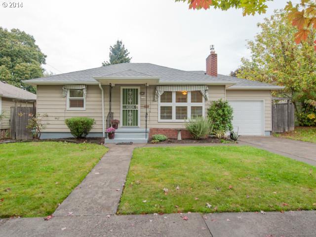 4137 SE LAMBERT, Portland OR 97202